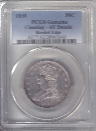 PCGS Genuine Reeded Edge