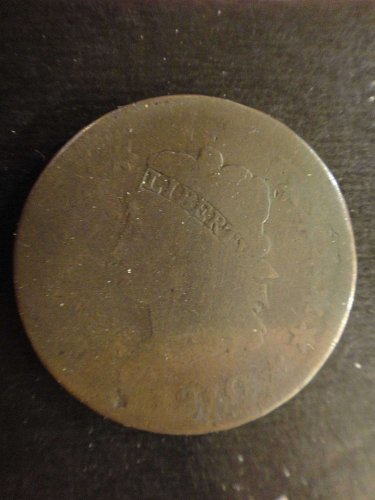 1810/09 Overdate S281 R2 Classic Head Large Cent About Good-3