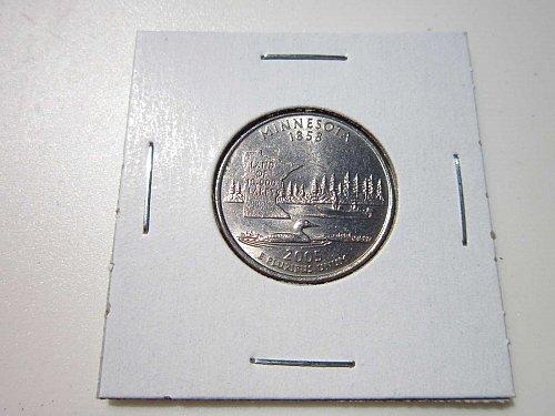 American Quarter 2005 Minnesota 'P'