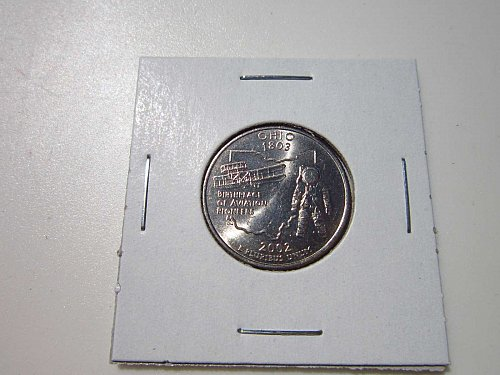 American Quarter 2002 - Ohio 'D'