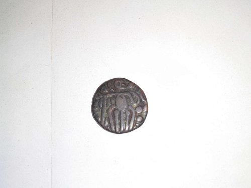 1000 YEARS OLD RAJA RAJA CHOLA PERIOD  RARE ANCIENT INDIA COPPER COIN FROM INDIA