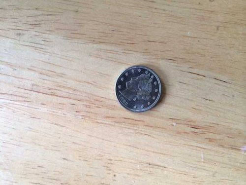 1883 P Liberty Nickels: No Cents (Excellent Condition)