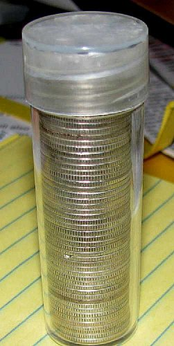 Roll of 50 Silver Mercury Dimes NO Culls  #2     None Cheaper!!