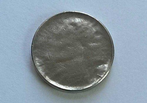 Jefferson nickel 2000? capped die strike error