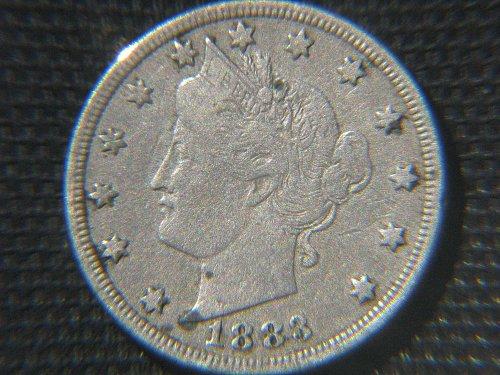 1883 V Nickel N/C