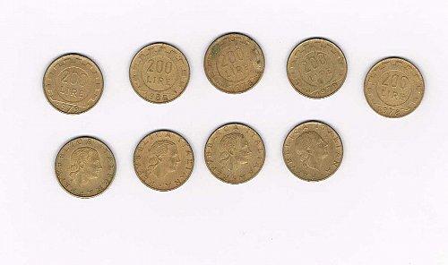 1978  200 Lire Italian coin