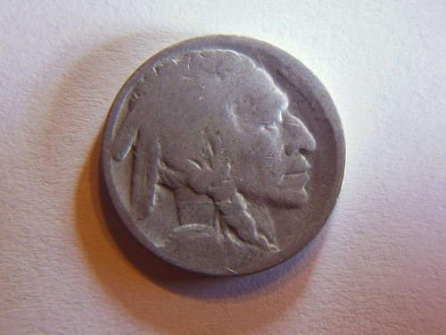1919-D Buffalo Nickel Better Date Coin