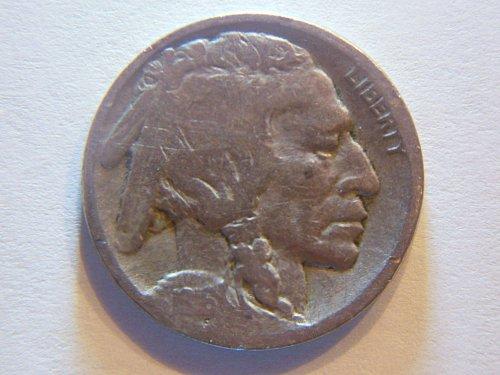 1916-P Buffalo Nickel