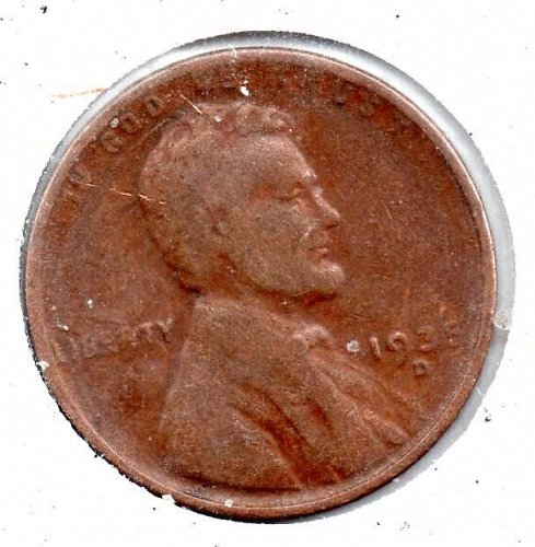 1935d Lincoln Wheat Cent #4