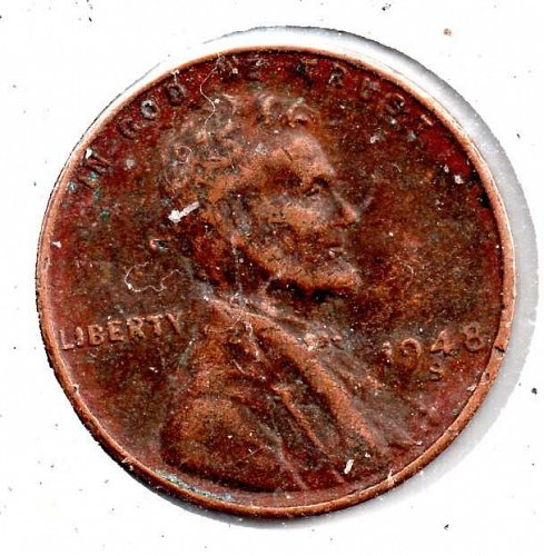 1978s Lincoln Wheat Cent #4
