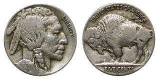Buffalo Nickel for sale!