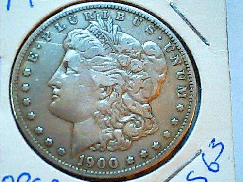 Morgan silver dollar 1900-O  US Silver coin