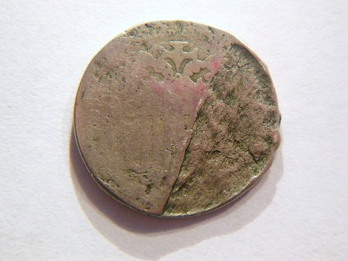*Very RARE* Major Error, Shield Nickel Lamination Error