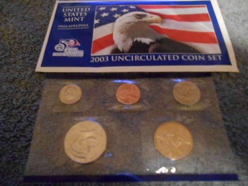 2003  P  US Mint set