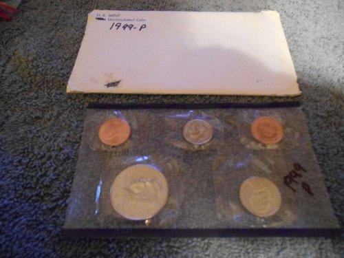 1999  P  US Mint set
