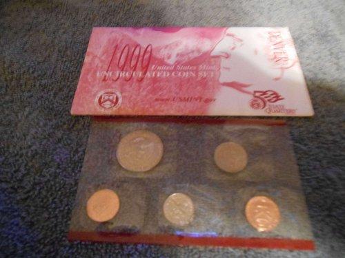 1999  D  US Mint set
