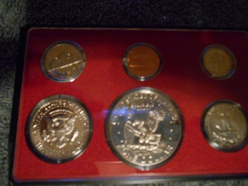 1976 US Mint set