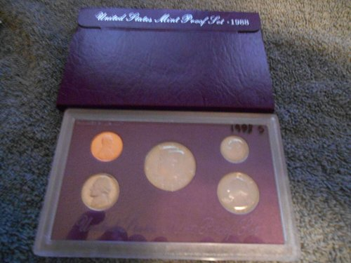 1987  US Mint sets