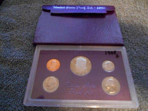 1985  US Mint sets