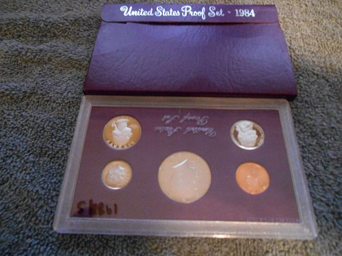 1984  US Mint set