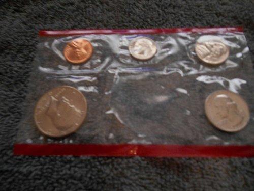 1973 D  US Mint set (Partial)