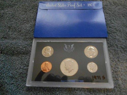 1971 US Mint set