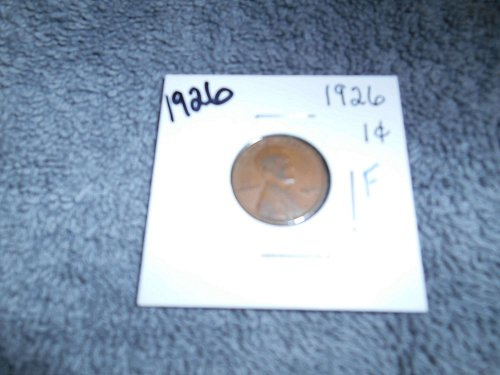 1926  & 1927   US Lincoln pennies