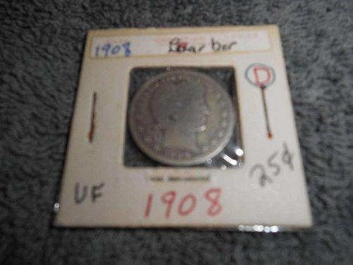 1908  US liberty head nickel