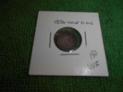1856  10C Liberty Seated Half Dime