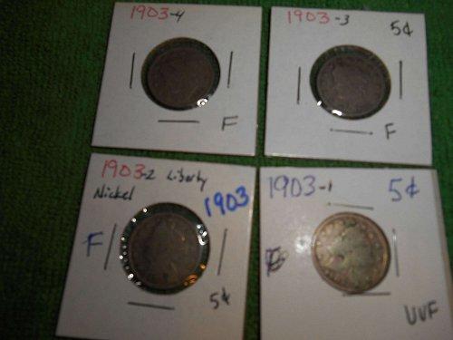 1903 liberty nickel