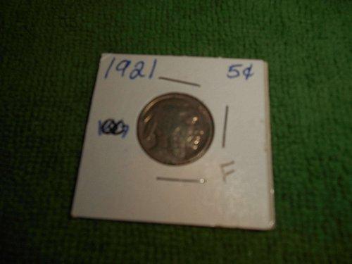 1921 liberty nickel