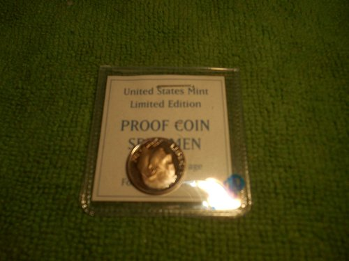1979 & 1980  uncirulated dime proofs
