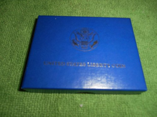 1986 Liberty half dollar  commemorative  coin  proof