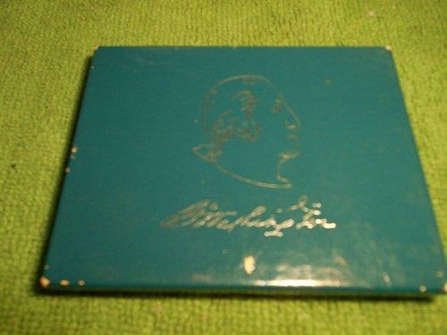 1982 50C Washington commemorative silver