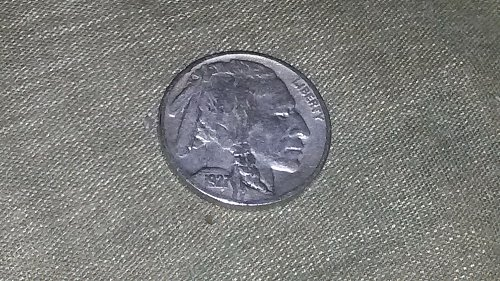 MINT CONDITION 1927 BUFFALO NICKEL