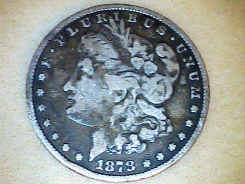 Morgan 1878-Rare Silver Dollar