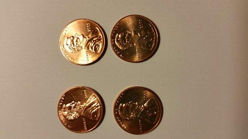 2009 One Cent philadelphia mint collection