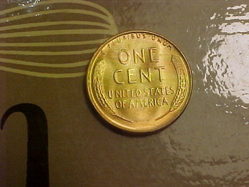 1955 S LINCOLN CENT            as27