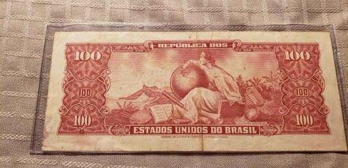 100 REPUBLIC OF BRAZIL NOTE