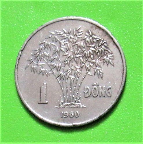 1960 Viet Nam - 1 Dong