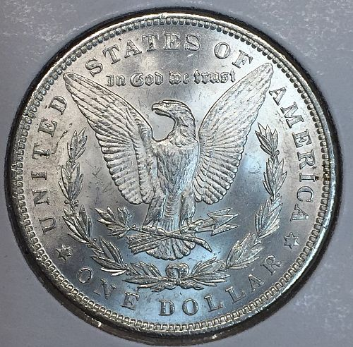 1888  Morgan Silver Dollar CH. BU