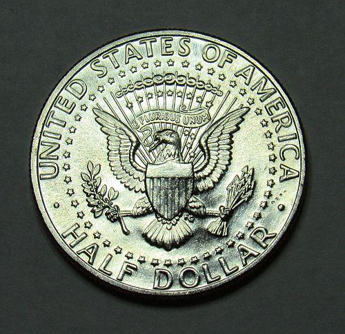 1994 P Kennedy Half Dollar in BU condition