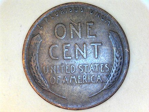 1936 D Lincoln Cent--VF-XF
