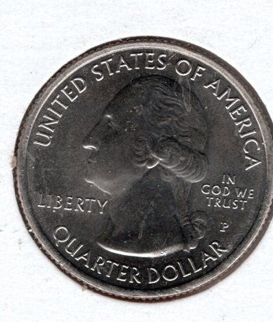2013 D Perrys Victory America The Beautiful Quarters - 7f2