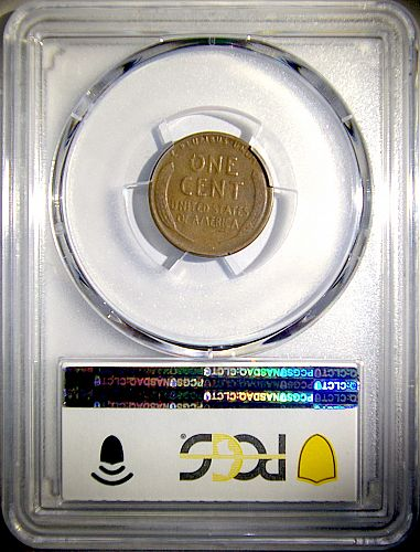 1927 S Lincoln Wheat Penny
