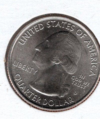 2013 D Mount Rushmore America The Beautiful Quarters - 7f4