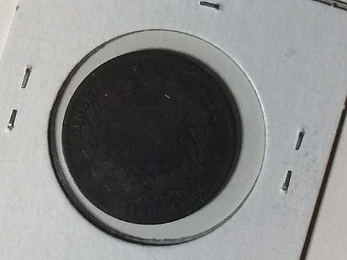 1890 France 5 Centimes