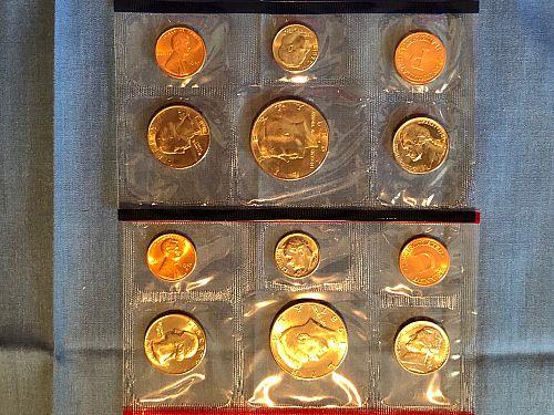 U.S. Mint Set: 1987
