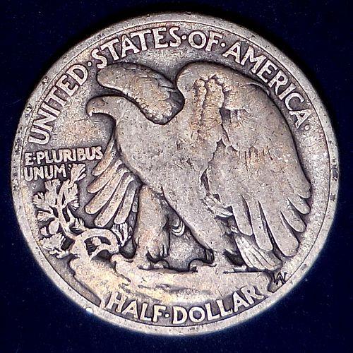 1934-P Walking Liberty Half Dollar