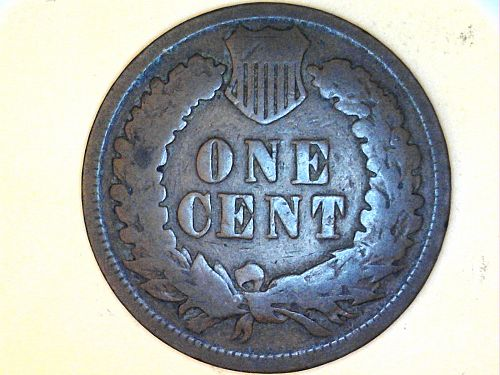 1893 Indian Head Cent---Good